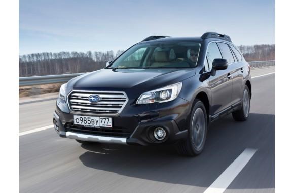Полная Вибро и Шумоизоляция автомобиля Subaru Outback